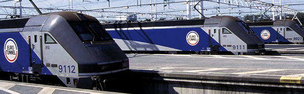 Group Travel By Rail From The Uk To France With Eurotunnel Aferry