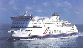 Seafrance Ferries - fast and frequent